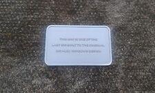 ROVER MINI COOPER SPORT 500 PLAQUE PLATE JOHN COOPER WORKS S 1275 RARE 1380 MPI