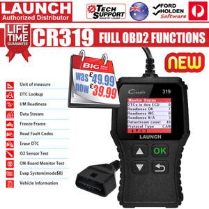 LAUNCH OBD2 EOBD Car Fault Code Reader Scanner Diagnostic Auto Engine Scan Tool