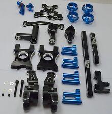 Aluminum Conversion Kit Black For Team Associated RC8B3.1 RC8B3 RC8T3 Dhawk