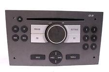 orig. Opel CD Autoradio CD30 Blaupunkt GM 13233926 URA Astra H Zafira B no Code