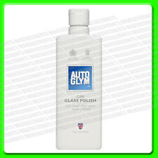 * Pack of 3 * Autoglym Glass Polish [GP325ML] Crystal Clear Glass Cleaner