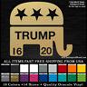 Trump Republican Elephant election 2016 2020 sticker or decal