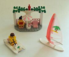 Lego® Paradisa 6401 - Strand Oase 5-12 Jahren - Gebraucht