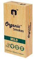ORGANIC smokes herbal ciggarettes (mild flavour)