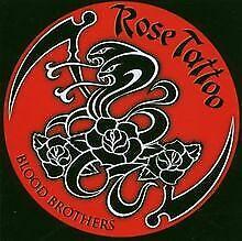 Blood Brothers von Rose Tattoo | CD | Zustand gut