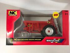 Britains NC rear discharge manure muck spreader 43181 1:32