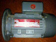 Brook Crompton 240/415v 0.55 kw Electric motor