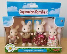 SYLVANIAN FAMILIES CHAMPAGNE RABBIT HOPKINS FAMILY 4632 FLAIR 🐰 BRAND NEW 🐰