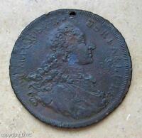 Coin Münze Konventionstaler 1760 Maximilian der 3. / III. von Bayern