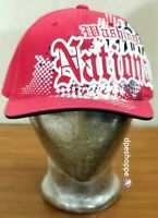 MLB Washington Nationals '47 Brand Amp'd Up Baseball FlexFit Cap Hat L-XL