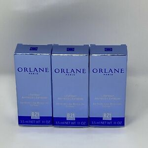 Orlane Paris Lot Of 3 B21 Creme Extreme Line Reducing Extract 3.5 ml Each Box