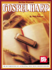 """MEL BAY PRESENTS """"GOSPEL HARP"""" MUSIC BOOK-BRAND NEW ON SALE COLLECTION SONGBOOK!"""