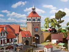 Puerta de la ciudad con casa del guarda, FALLER Miniaturas Kit Construcción H0
