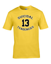 SUICIDAL TENDENCIES '13' - cyco mayhem, skater dude Men's T Shirt