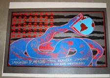 Smashing Pumpkins -Zeitgeist - Red Rocks - Billy Corgan - Lindsey Kuhn - 2007