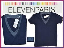 ELEVEN PARIS Francia Camiseta Hombre S M L  !A PRECIO DE SALDO¡  EP05 T1G