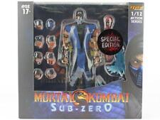 Storm Collectibles Mortal Kombat SUB-ZERO Bloody Variant 1/12 Action Figure USA