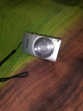 Canon PowerShot ELPH 180 / IXUS 175 20.0 MP Digital Camera - Silver.