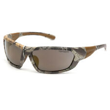 Carhartt Carbondale Anti-Fog Safety Glasses Mirror Lens Realtree
