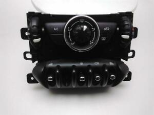 2014 MINI Clubman 2007 To 2015 A/C Heater Climate Control Panel Unit
