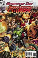 GREEN LANTERN CORPS #57 DC COMICS 2011 BAGGED AND BOARDED