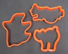 3 pc Halloween Cookie Cutters Set #2 from Wilton