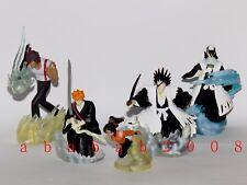 Bandai Bleach figure gashapon part.2 (full set of 5 figures)