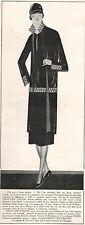▬► PUBLICITE ADVERTISING AD HIGH LIFE TAILOR art déco (b) 1926
