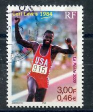 TIMBRE FRANCE OBLITERE N° 3313  CARL LEWIS / ATHLETISME photo non contractuelle
