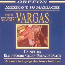 Mexico Y Sus Mariachis, Vargas, Silvestre, Good Import