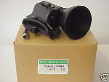 FUJINON TV LENS T14x5.5BRM4 1:1.4/5.5 MADE IN JAPAN-NEW