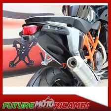 EVOTECH PORTATARGA REGOLABILE KTM 690 DUKE 2012 LICENSE PLATE