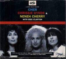 CHER/CHRISSIE HYNDE & NENEH CHERRY - Love can ...(CD)