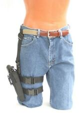 Tactical Leg Thigh holster Glock 17,19,22,23  WITH LASER