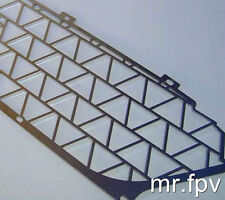 New BF aftermarket FPV F6 typhoon lower mesh grill stainless steel  bar grille