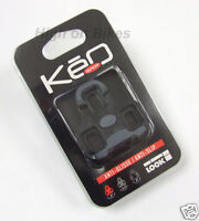 Look Keo Grip Road Bike Clipless Pedal Cleats  - BLACK