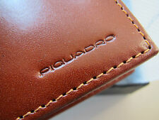 Piquadro Tamponato small leather organizer/agenda/diary AG903TP/M