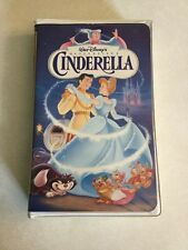 Cinderella (VHS, 1995) Clamshell