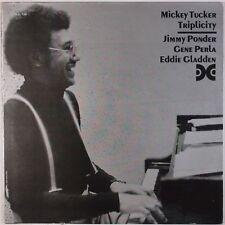 MICKEY TUCKER: Triplicity XANADU Jazz w/ Jimmy Ponder Vinyl LP