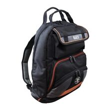 Tool Storage Bag 17.5in Backpack Jobsite 35 Pockets Portable Organizer Klein Too