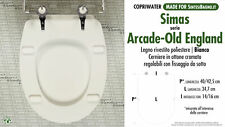 COPRIWATER per wc ARCADE/OLD ENGLAND. SIMAS. Ricambio DEDICATO