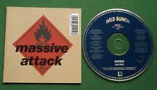 Massive Attack Blue Lines inc Safe From Harm / Daydreaming + CD