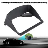 Sun Shade Visor Shield for Car GPS Navigation With 5 INCH Screen Hood
