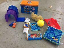 Dog Happy's Training Playset World of Zhu-Many Extras Including Bentley Toys pet