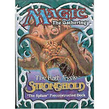 The Spikes Stronghold Theme Deck - ENGLISH Sealed New - MTG MAGIC ABUGames