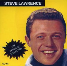 Steve Lawrence - Definitive Collection (31 Cuts-Some with Eydie) [New CD]