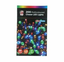 200 LED Multicolour Chaser Light for Xmas - Parties - Celebrations