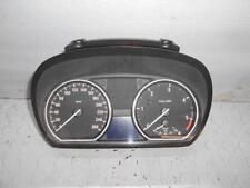 Quadro strumenti cruscotto BMW SERIE 1 COUPE' 916682501