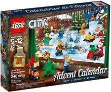 LEGO® City 60155 LEGO® City Adventskalender NEU OVP_ City Advent Calendar NEW