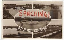 Blackpool Posted Real Photographic (rp) Collectable Lancashire Postcards